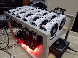 ریگ استخراج ارز دیجیتال