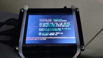 روش جدید برای ایجاد گره در شبکه لایتنینگ